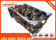 de boa qualidade bloco de cilindro do motor & Conjunto do bloco curto do motor de Mitsubishi Pajero L300 4D56 2.5TD com PISTÃO 21102-42K00A à venda