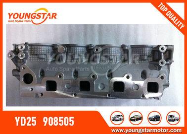 Termine as cabeças de cilindro de alumínio para NISSAN Narava Cabstar YD25 908505